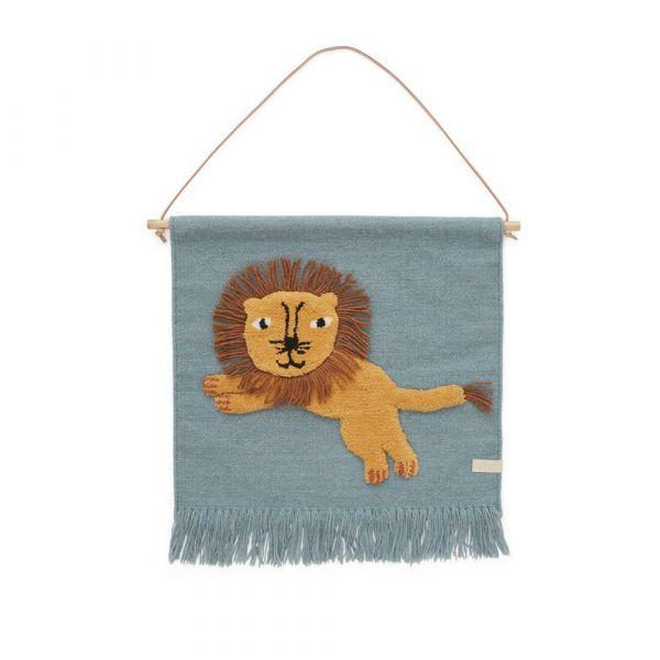 牆壁掛飾-獅子王 OYOY,丹麥家居,掛飾,獅子王,兒童房佈置,家飾品