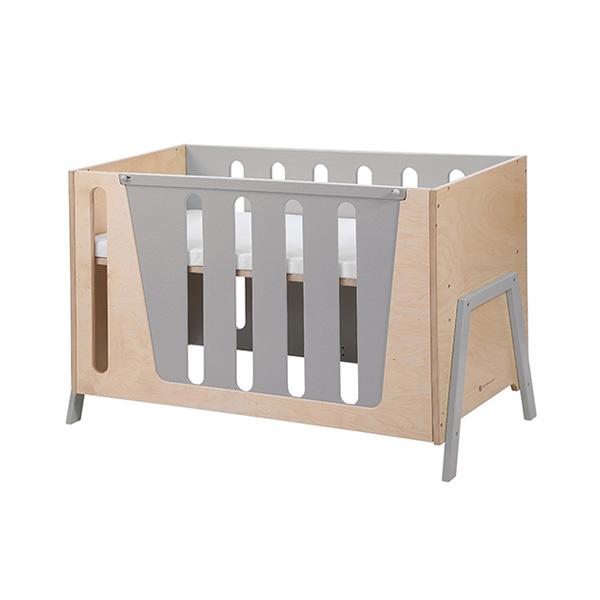 Woodpecker β多功能成長床(燕麥灰) OUAT,嬰兒床,幼兒床,遊戲成長床,床邊床,書桌,台灣製