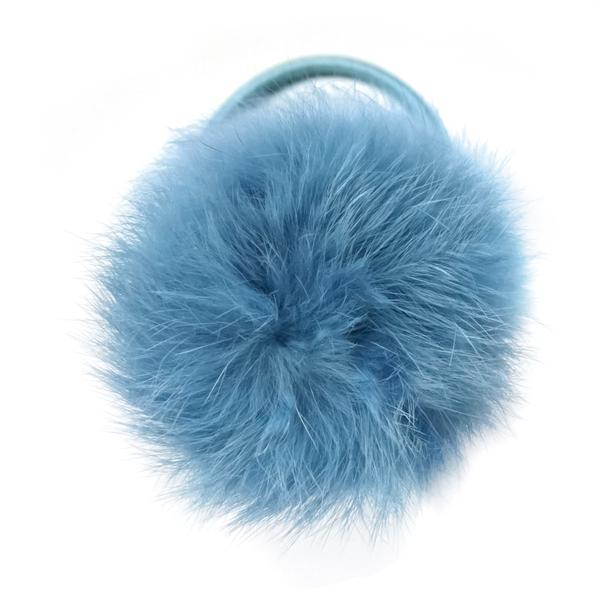 Mon Bonbon經典蓬蓬球髮圈(共7色)