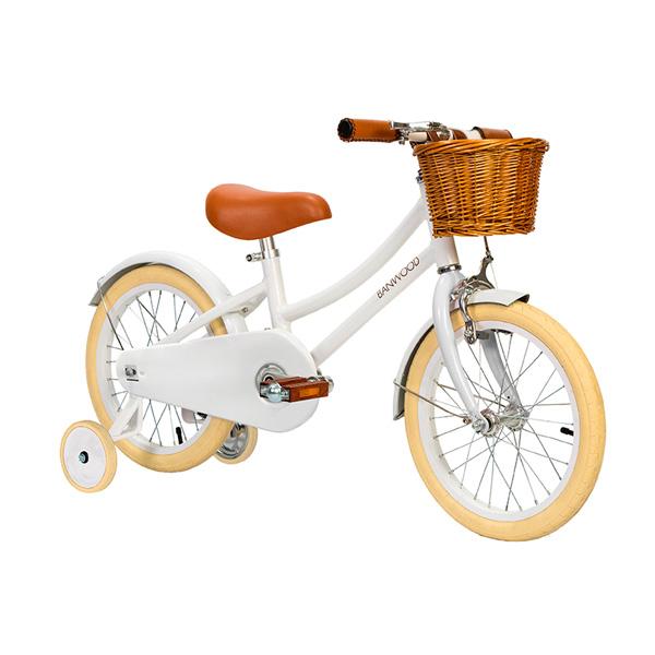Classic 腳踏車(牛奶白)