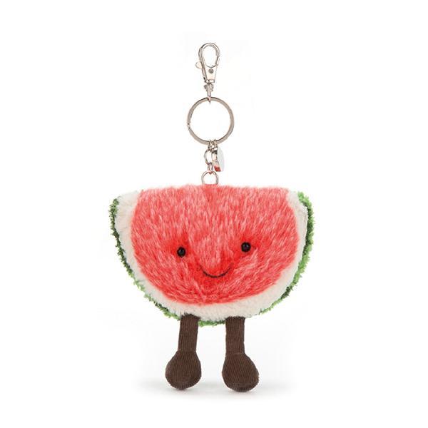 Amuseable Watermelon 西瓜娃娃鑰匙圈/吊飾