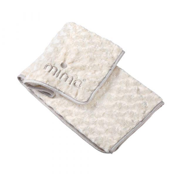 絲絨花苞毯