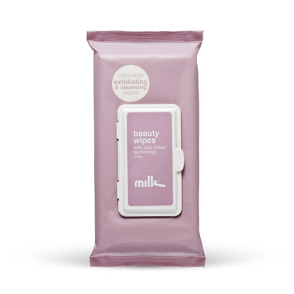 Milk Her 女士雙效潔顏濕巾 25片