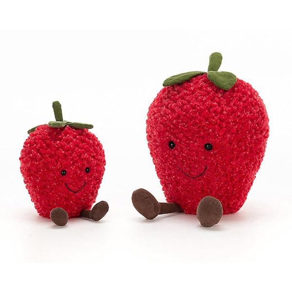 Amuseable Strawberry 小草莓寶寶(20cm)