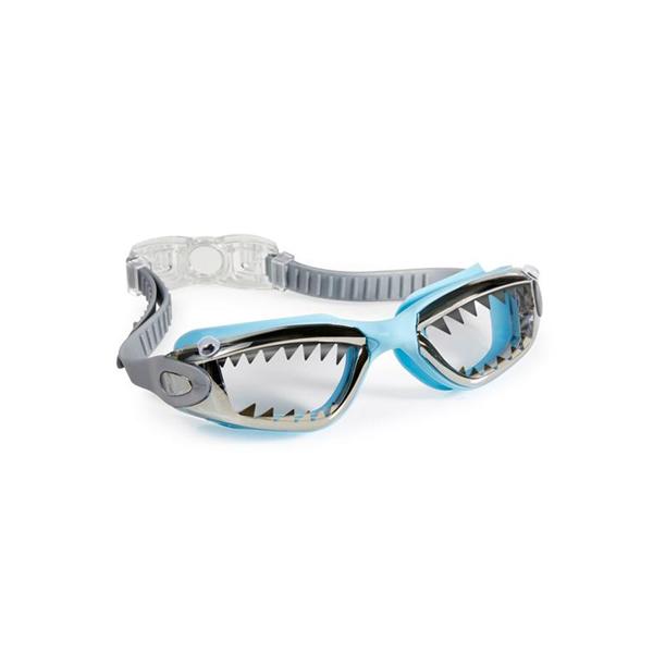 天空藍鯊魚泳鏡