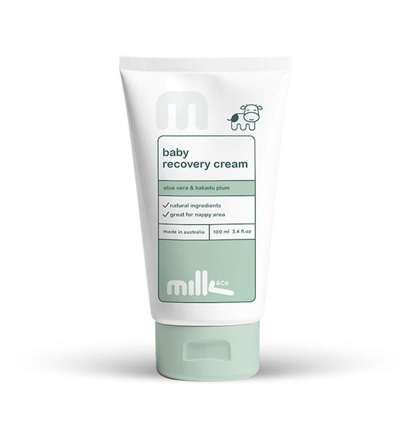 Milk Baby 嬰幼兒抗敏奇蹟修護霜 100ml