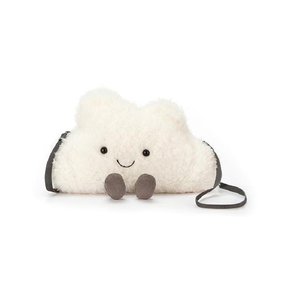 Amuseable Cloud Bag 雲朵寶寶斜背包 jellycat,Amuseable系列,雲朵,造型斜背包,送禮推薦
