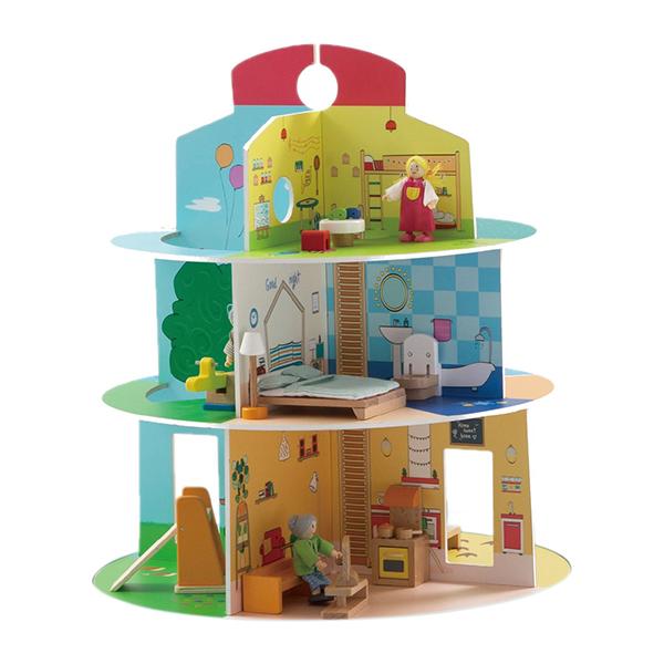 MUtable玩具屋-蛋糕故事屋