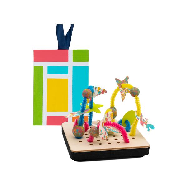 Koala Crate 無尾熊箱-小小藝術家 美國KiwiCo,STEAM,適合年齡3-5歲,幼兒手作