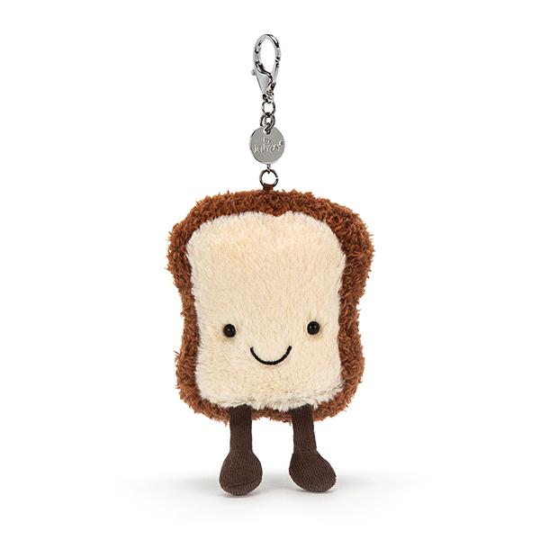 Amuseable Toast 花生吐司鑰匙圈/吊飾