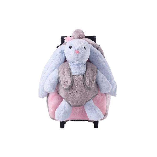 FUNDAY 小兔子拉桿背包