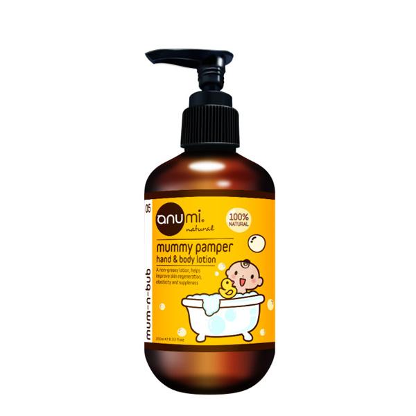 天然植萃媽咪保濕身體乳