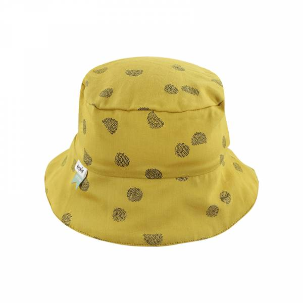 有機棉遮陽帽-燦爛陽光 比利時trixie,有機棉遮陽帽,嬰幼兒帽子,吸濕透氣,頭圍48至52cm