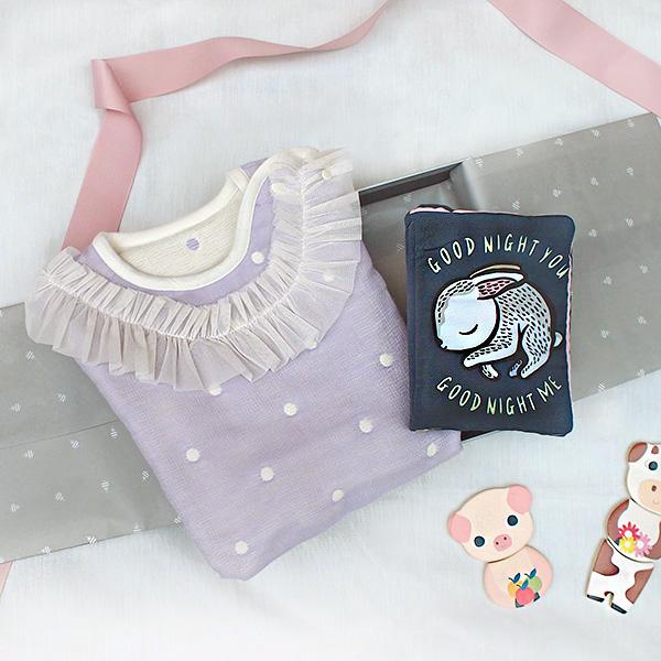 小公主道晚安禮盒