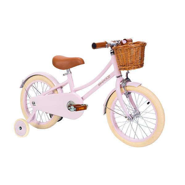 Classic 腳踏車(氣質粉)