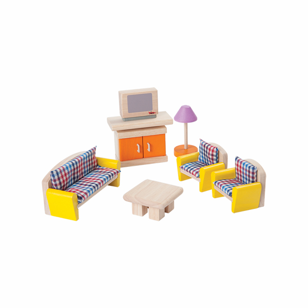 典藏娃娃屋-客廳