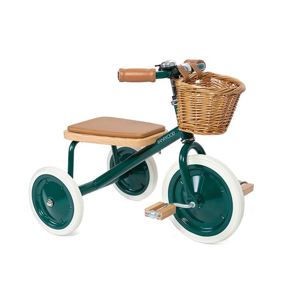 Trike 三輪車(復古綠)