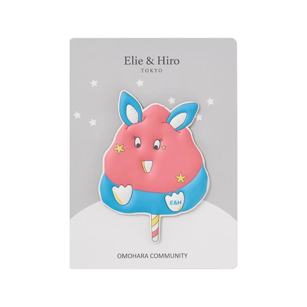貼紙-粉嫩棉花糖寶寶
