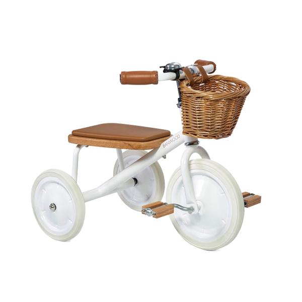 Trike 三輪車(牛奶白)