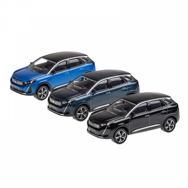 3008 SUV 2020 迷你模型車 PEUGEOT, 寶獅, 模型車