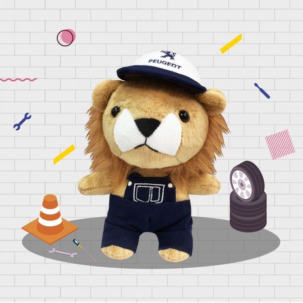 PEUGEOT 引擎技師獅寶寶 PEUGEOT,獅寶寶
