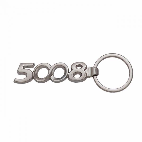 PEUGEOT 5008 數字鑰匙圈 PEUGEOT, 寶獅, 鑰匙圈