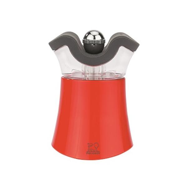 (代購) PEP'S 系列 二合一胡椒/鹽研磨罐 朱紅 8cm PEUGEOT, 寶獅, 研磨器