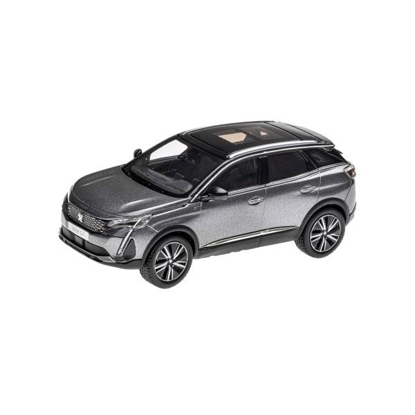 3008 GT 2020 柏金灰 1:43 模型車 PEUGEOT, 寶獅, 模型車
