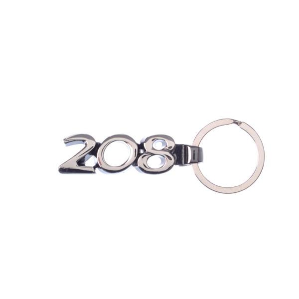 PEUGEOT 208 數字鑰匙圈 PEUGEOT, 寶獅, 鑰匙圈