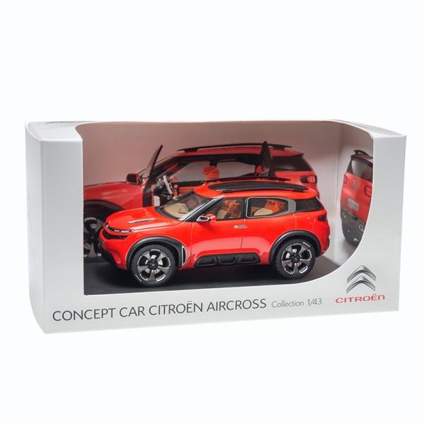 CITROËN AIRCROSS 概念車 1:43 模型車 CITROEN, CITROËN, 雪鐵龍