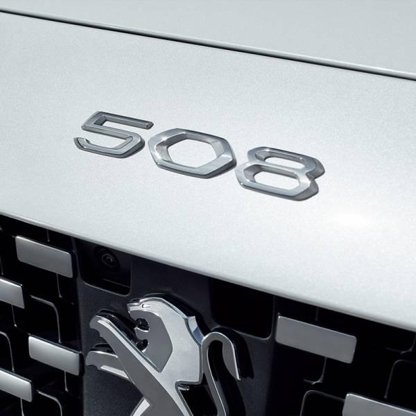 NEW 508 車型金屬鑰匙圈 PEUGEOT, 寶獅, 鑰匙圈