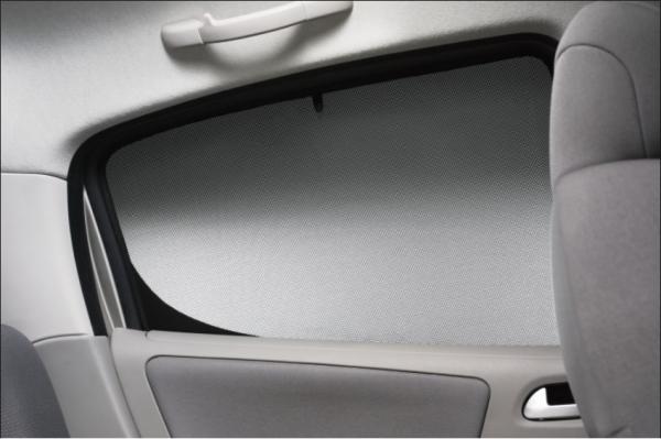 後座車窗遮陽板組(207 3門)