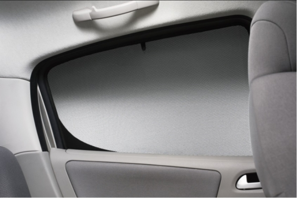 後座車窗遮陽板組(207 5門)