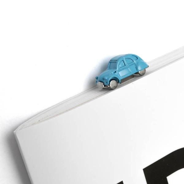 2CV 3D立體造型金屬書籤 - 藍 CITROËN, 2CV, 書籤