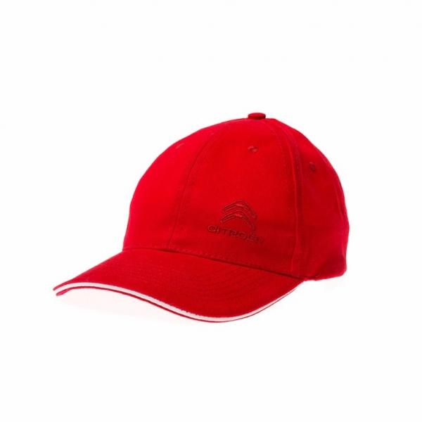 CITROËN LOGO 紅色棒球帽 CITROEN, CITROËN, 雪鐵龍, 棒球帽