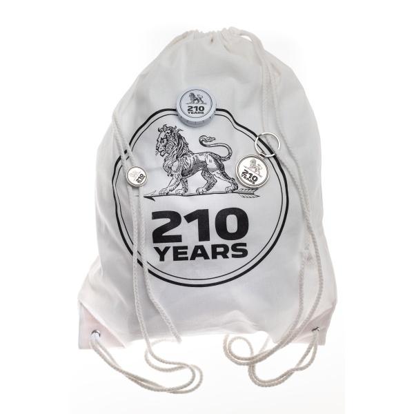 210 週年紀念組合包 PEUGEOT, 210 years