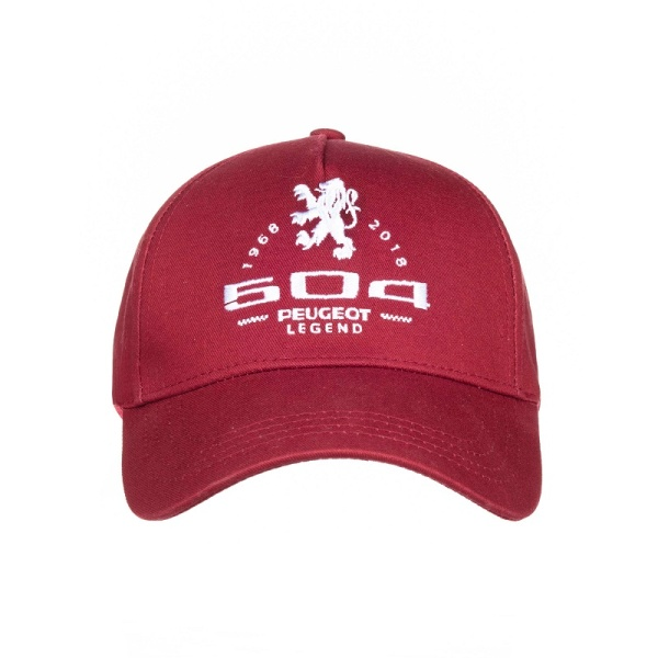 PEUGEOT LEGEND 系列 504 棒球帽 PEUGEOT, 寶獅