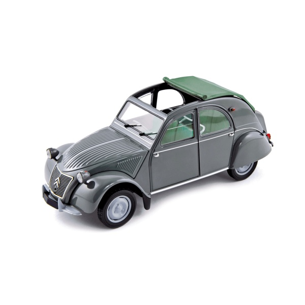 CITROËN 2CV AZL 1957 1:18 模型車 CITROEN, CITROËN, 雪鐵龍, 模型車