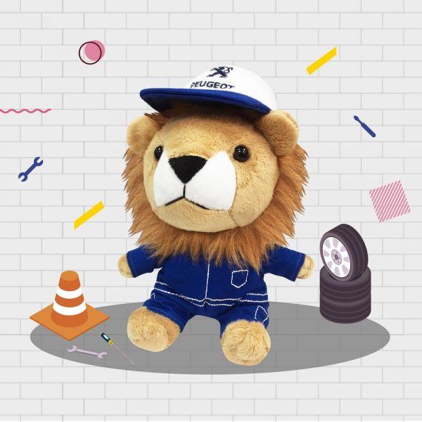 PEUGEOT 鈑金技師獅寶寶 PEUGEOT, 獅寶寶