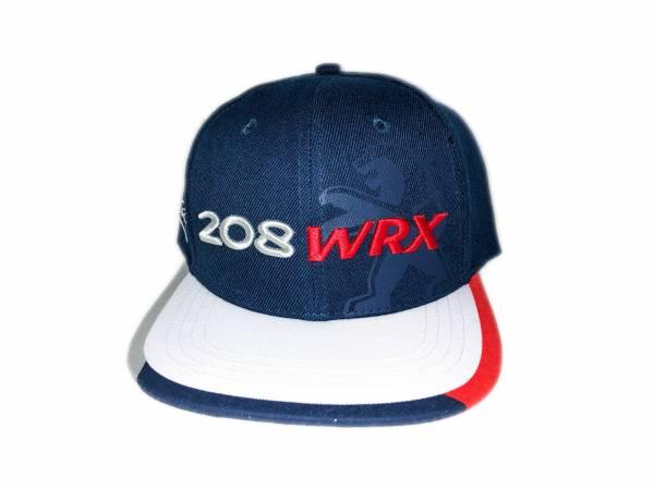 2018 年 208 WRX 棒球帽 PEUGEOT, 寶獅