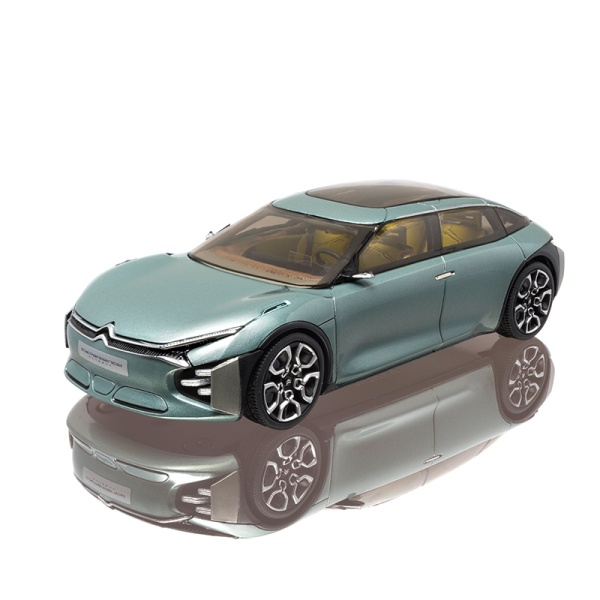 CITROËN CXPERIENCE 概念車 1:43 模型車 CITROEN, CITROËN, 雪鐵龍