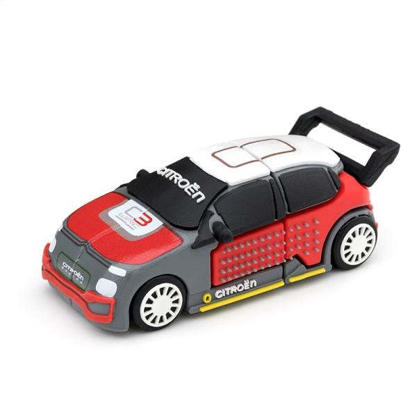 C3 WRC 3D 立體造型 USB 隨身碟 CITROEN, CITROËN, 雪鐵龍, USB