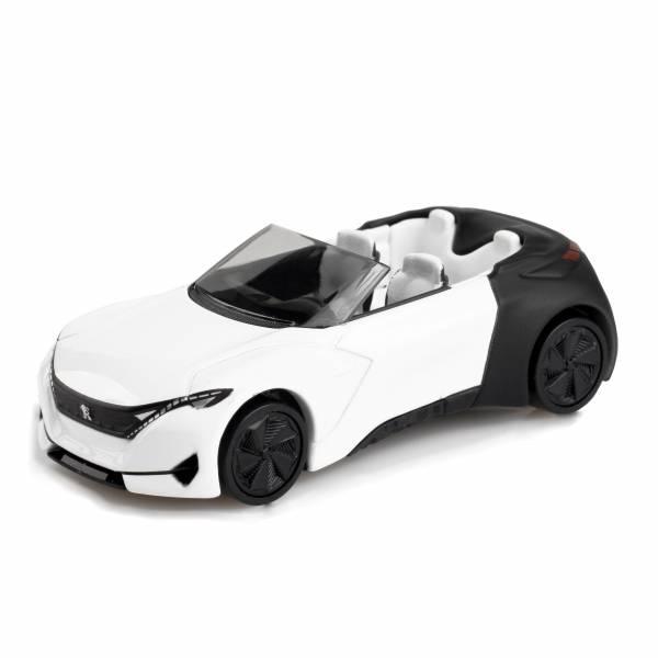 PEUGEOT FRACTAL CONCEPT 迷你模型車 PEUGEOT,模型車,概念車, 寶獅