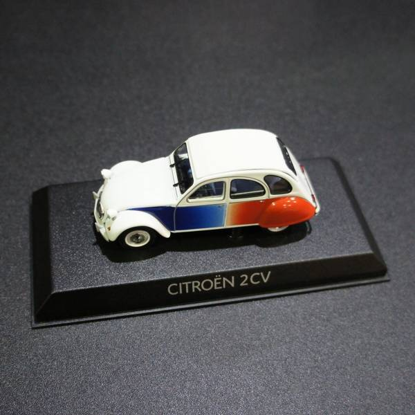 CITROËN 2CV COCORICO 1:43 模型車 CITROEN, CITROËN, 雪鐵龍