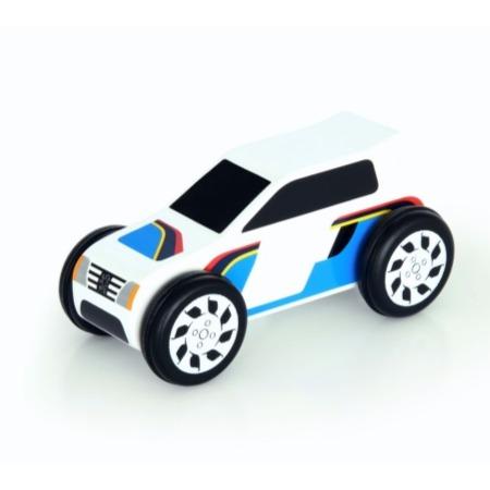 205 GTI RALLYE 木質模型車 PEUGEOT, 寶獅, 模型車