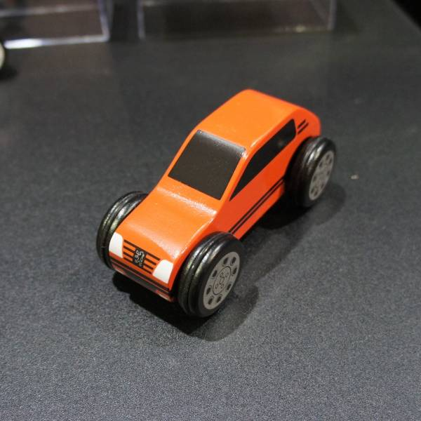205 GTI ROUGE 木質模型車 PEUGEOT, 寶獅, 模型車