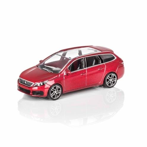 308 SW 迷你模型車 PEUGEOT, 寶獅, 模型車