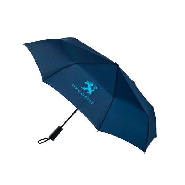 PEUGEOT 獅徽 LOGO 雙層帆布自動摺疊傘 PEUGEOT, 寶獅, 摺疊傘