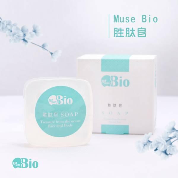 MuseBio麥貝可胜肽皂