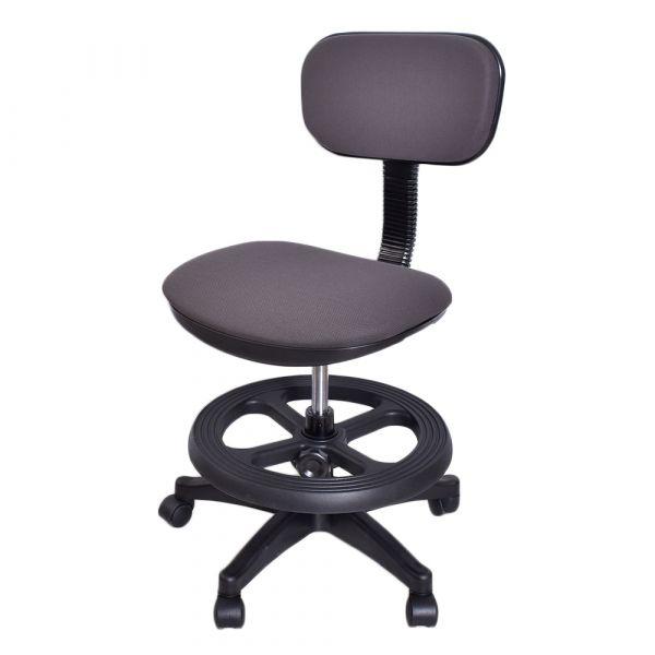 兒童椅/電腦椅/椅子/書桌椅/辦公椅(附腳踏圈)(4色)3M防潑水 凱堡【A08061】 電腦椅, 辦公椅, 電競椅, 升降椅
